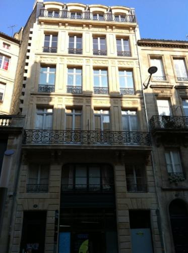 Ravalement d'un immeuble - BORDEAUX