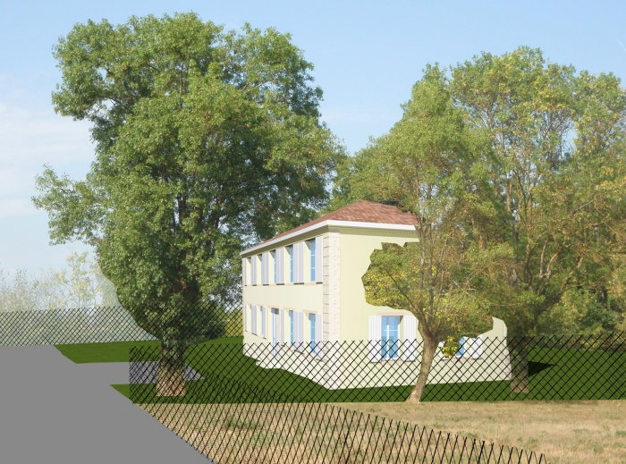 Construction d'une maison