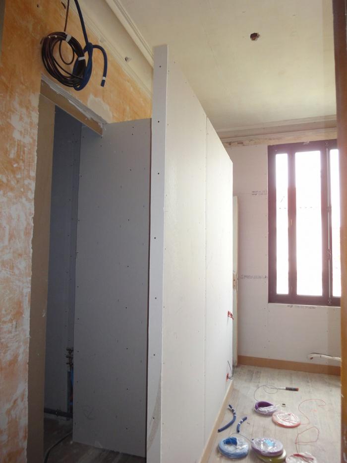 Maison de ville dépoussiérée à Bordeaux 2012 : DSC07887.JPG