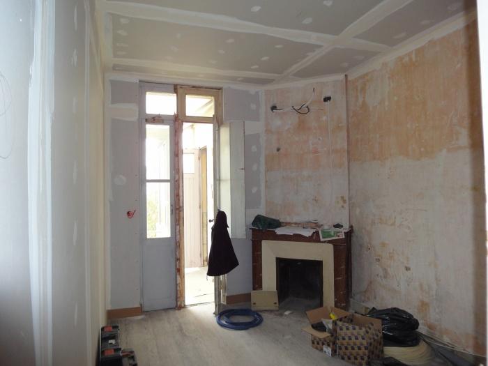 Maison de ville dépoussiérée à Bordeaux 2012 : DSC07890.JPG