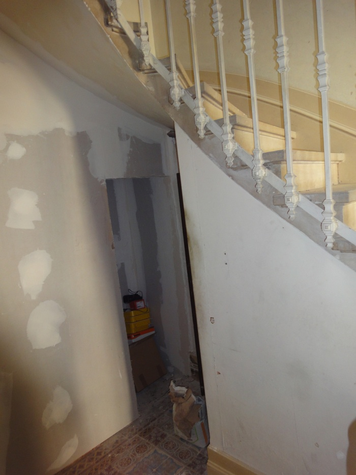 Maison de ville dépoussiérée à Bordeaux 2012 : DSC08218.JPG