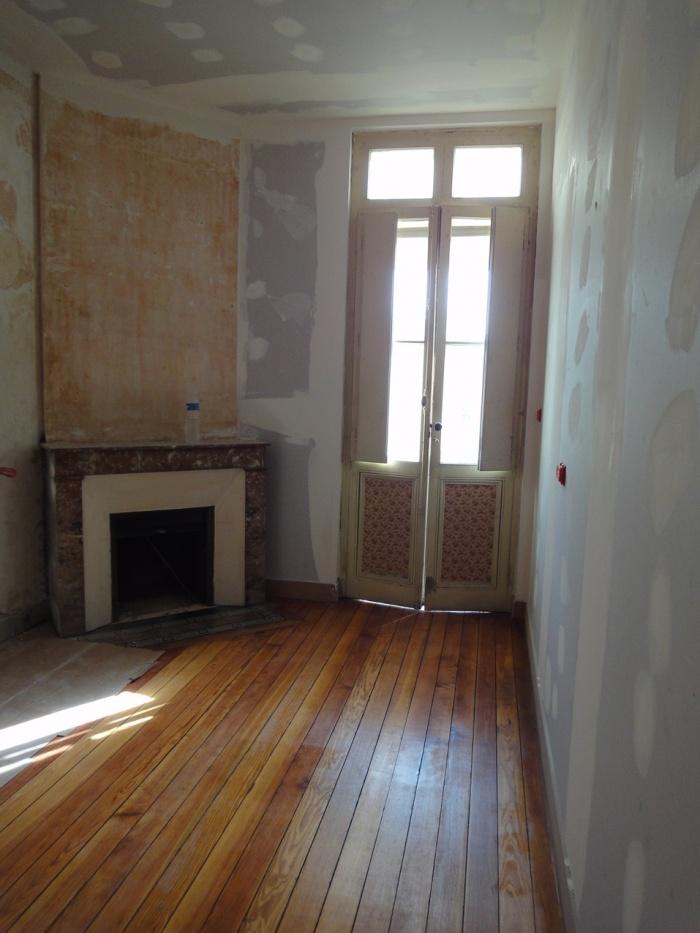 Maison de ville dépoussiérée à Bordeaux 2012 : DSC08202.JPG