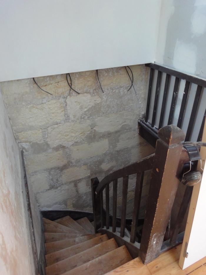 Maison de ville dépoussiérée à Bordeaux 2012 : DSC08200.JPG