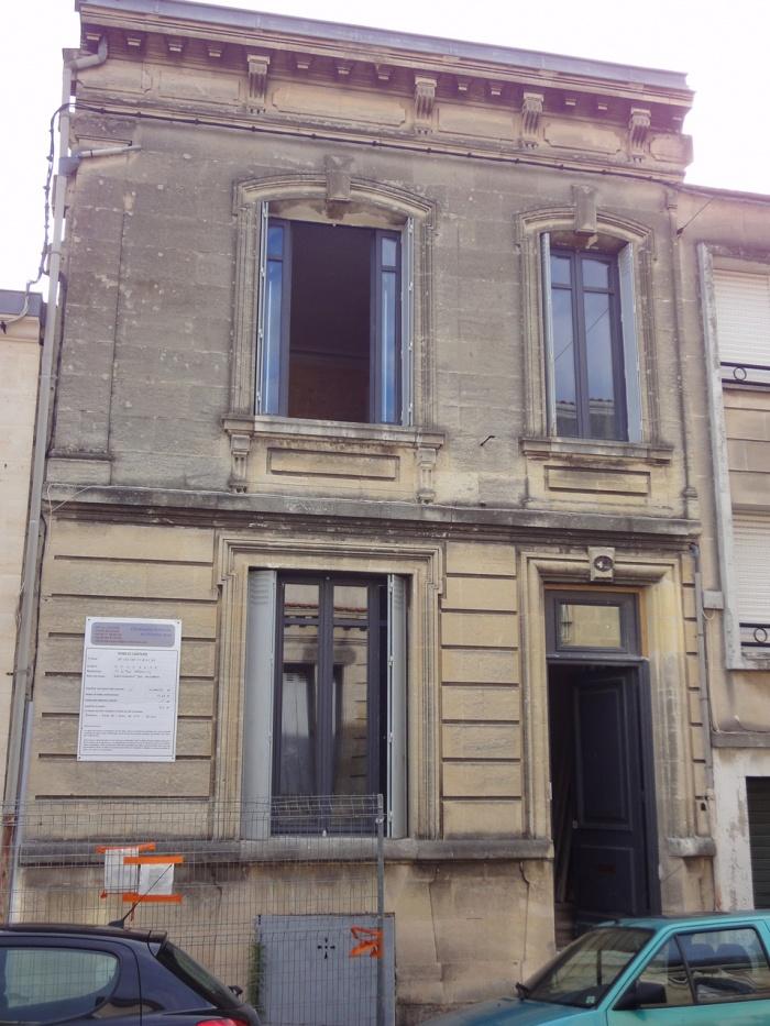 Maison de ville dépoussiérée à Bordeaux 2012 : DSC08452.JPG