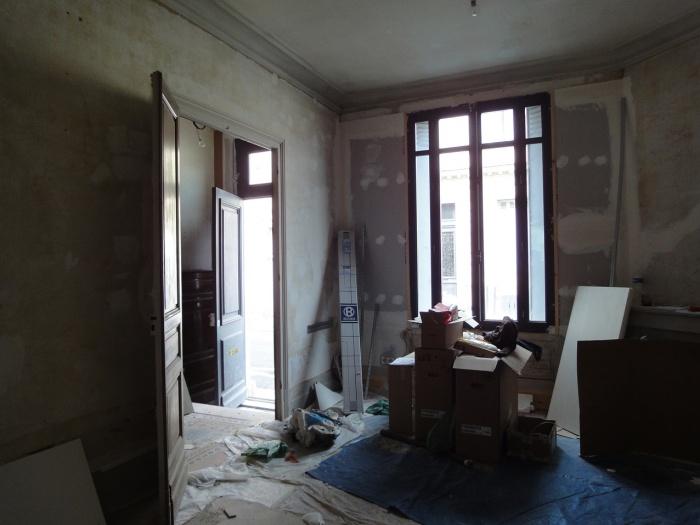 Maison de ville dépoussiérée à Bordeaux 2012 : DSC08457.JPG