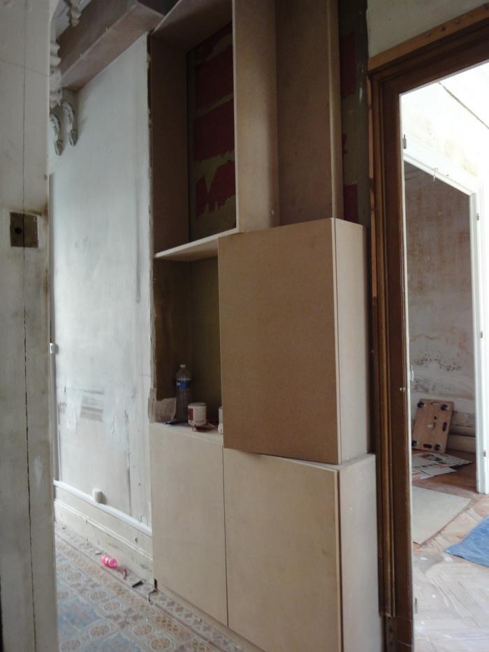 Maison de ville dépoussiérée à Bordeaux 2012 : DSC08504.JPG