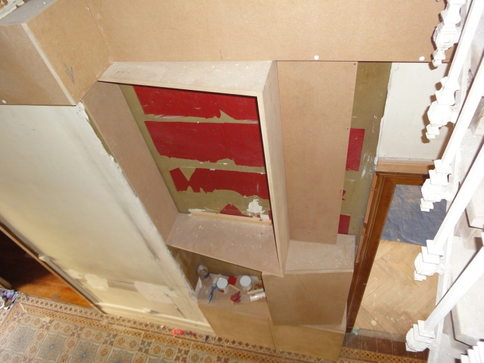 Maison de ville dépoussiérée à Bordeaux 2012 : DSC08505.JPG