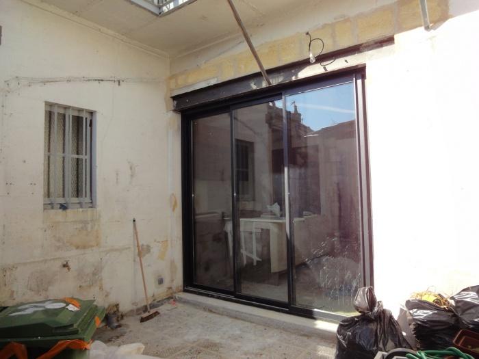 Maison de ville dépoussiérée à Bordeaux 2012 : DSC08515.JPG