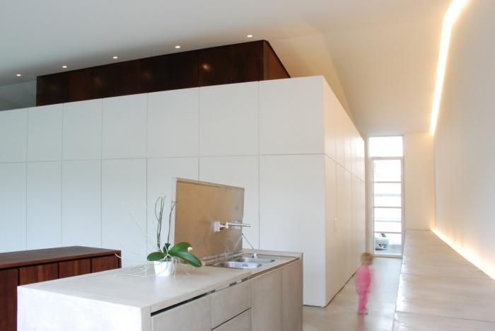maison loft b gles b gles une r alisation de adup. Black Bedroom Furniture Sets. Home Design Ideas