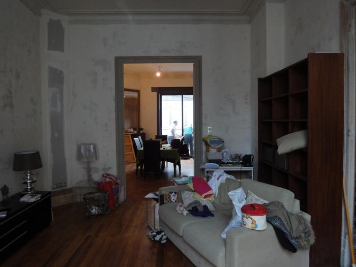 Maison de ville dépoussiérée à Bordeaux 2012 : DSC08768.JPG