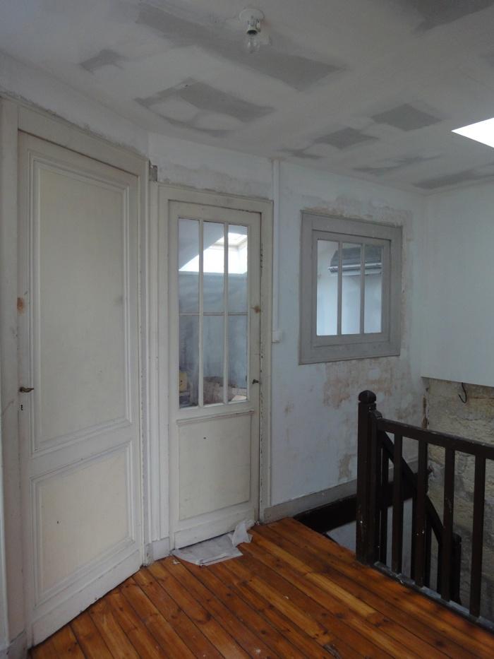 Maison de ville dépoussiérée à Bordeaux 2012 : DSC08777.JPG