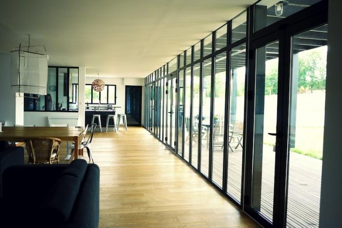 architectes maison individuelle dans l 39 air du temps lavaur. Black Bedroom Furniture Sets. Home Design Ideas