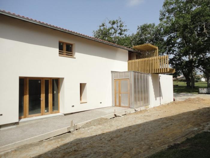Maison des Associations : chantier en cours
