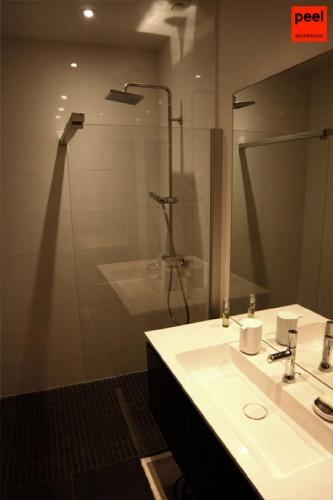 HABITAT VACANCES : détail salle d'eau