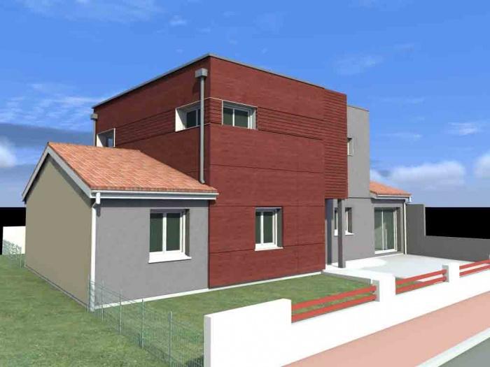 Architectes sur l vation et r novation d for Architecte bordeaux maison individuelle