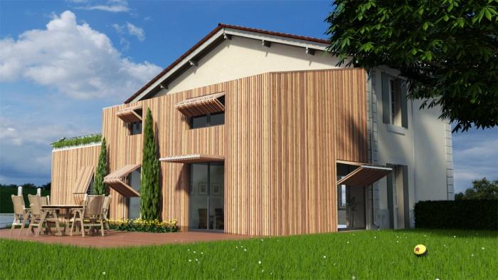 Très Architectes-bordeaux.com - Tisser des liens - Saint-sulpice-de  SF81