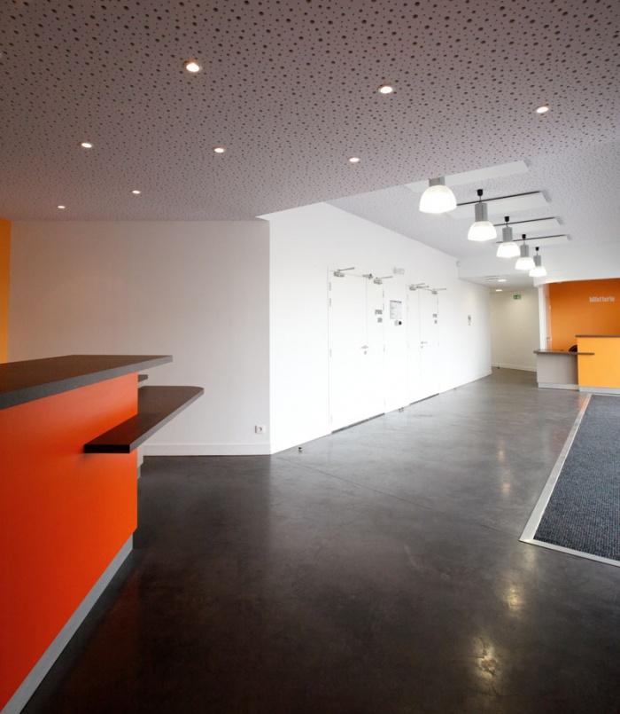 Construction d'une salle socio-culturelle de 300 places