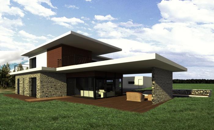 Construction d'une maison individuelle : frontal1web