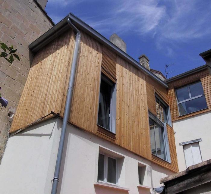 Sur-élévation d'un immeuble à Bordeaux