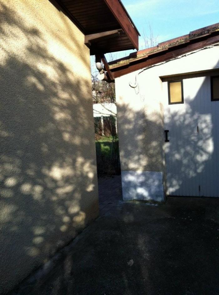 Rénovation maison indivduelle et transformation garage - CENON : Etat des lieux