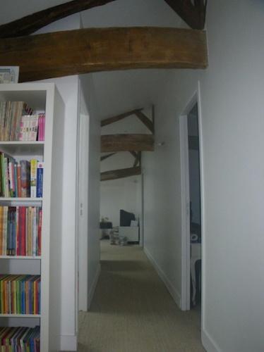 Rénovation d'une maison d'habitation : Etage après travaux