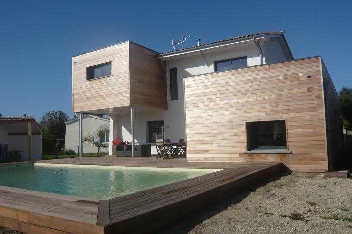 Transformation d'une maison existante