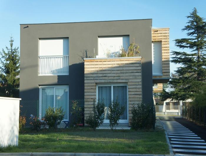 petit collectif - 4 logements