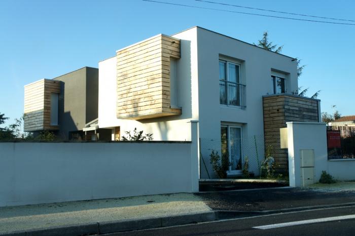 petit collectif - 4 logements : gobion-ref4