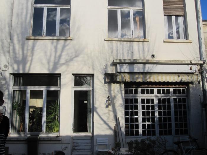 Architectes maison sur les boulevards for Logement sur bordeaux