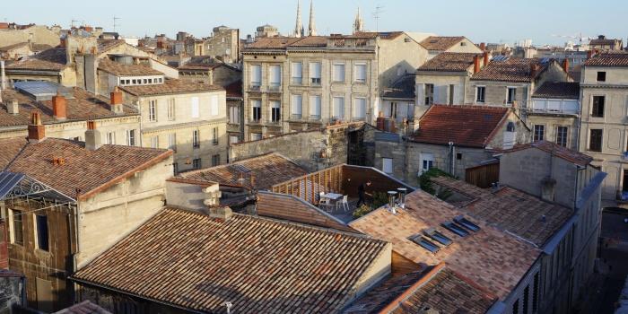 Habitat partagé à Bordeaux : Contexte urbain