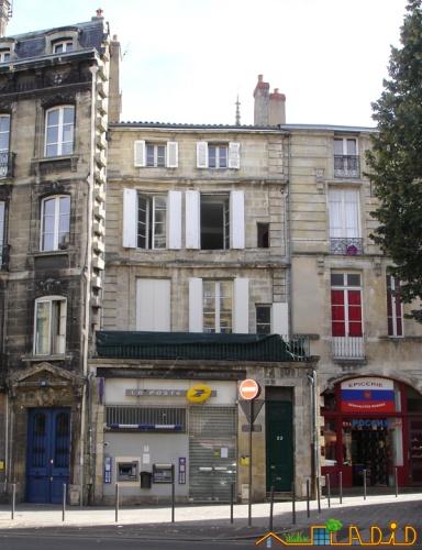 Réaménagement d'un immeuble de ville