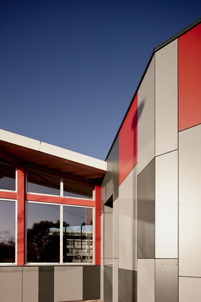 Requalification des façades de la Maison Municipale de Saige-Formanoir - VILLE de PESSAC : 18