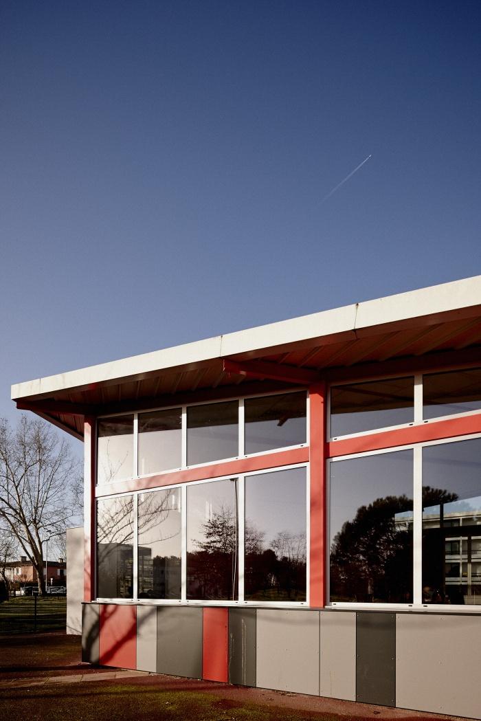 Requalification des façades de la Maison Municipale de Saige-Formanoir - VILLE de PESSAC : 19