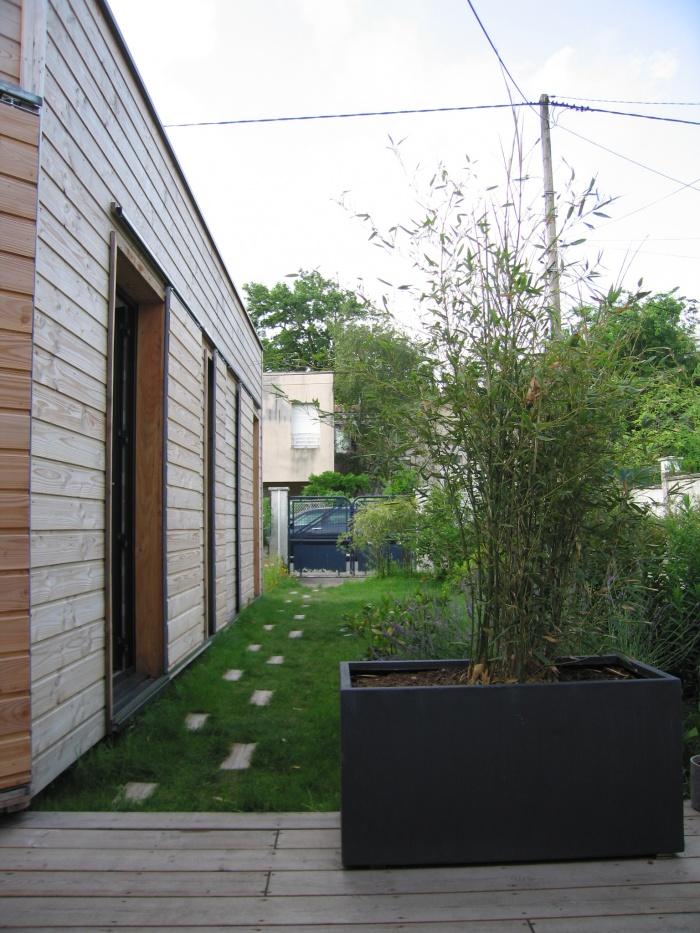 Architectes extension bureaux caf t ria - Piscine municipale pessac ...