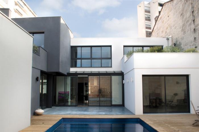 Maison indivuelle