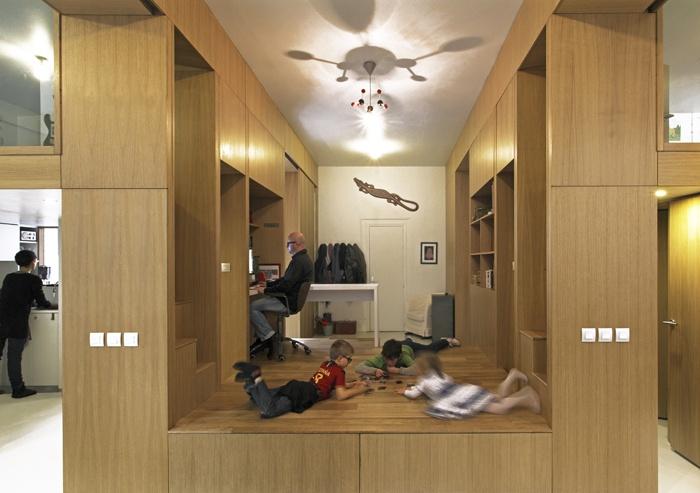 Appartement Damier