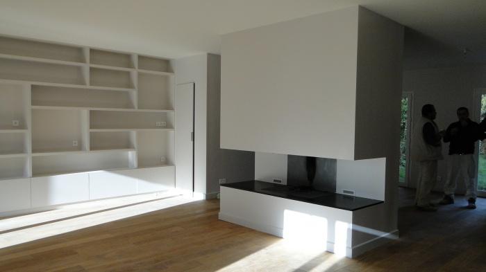 Réhabilitation d'une maison : 2