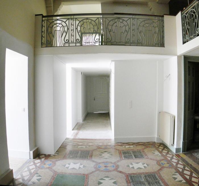 Réhabilitation d'un appartement : 5