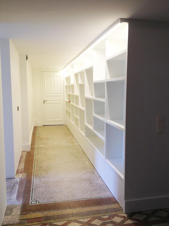 Réhabilitation d'un appartement : 6