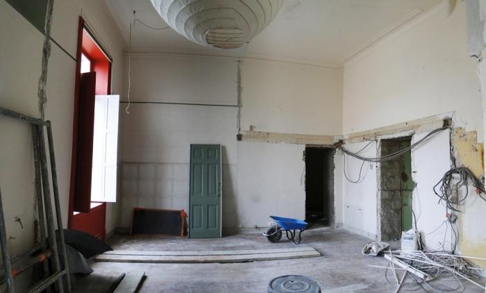 Réhabilitation d'un appartement : 13
