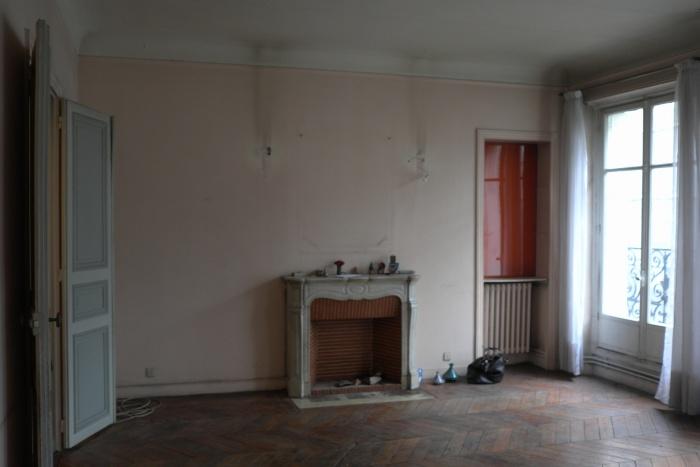 Réhabilitation d'un appartement : 4 existant