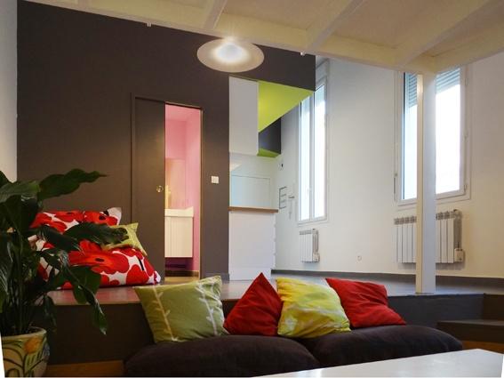 Rénovation studio en rdc : Photo 1