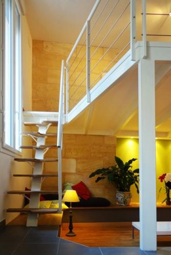 Rénovation studio en rdc : Photo 5