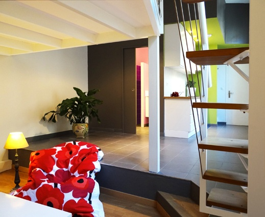 Rénovation studio en rdc : Photo 2