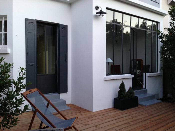 Réhabilitation Maison de Ville Le Bouscat