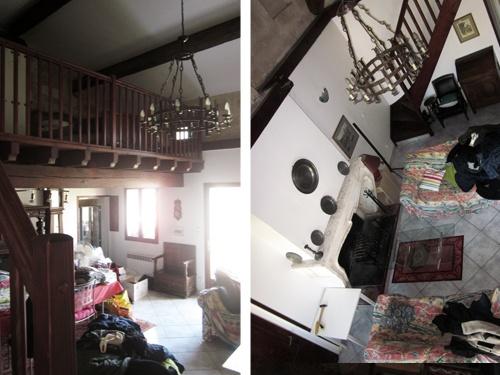 Réhabilitation de deux maisons jumelles : 2. existant 5