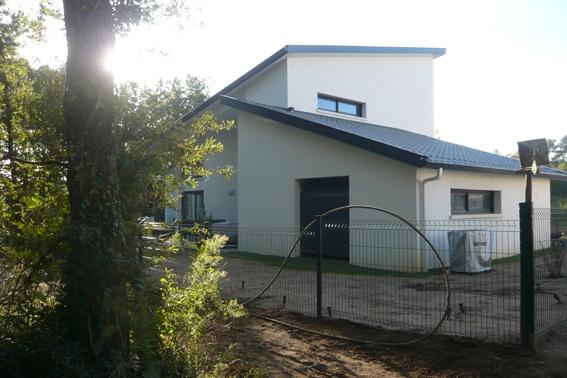 Architectes maison individuelle for Architecte bordeaux maison individuelle