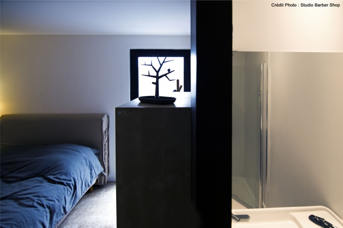HABITAT PATIO : chambre