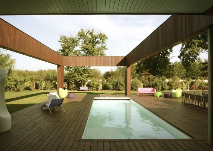 Un projet réalisé par BAM - Bureau d'Architecture Modeste