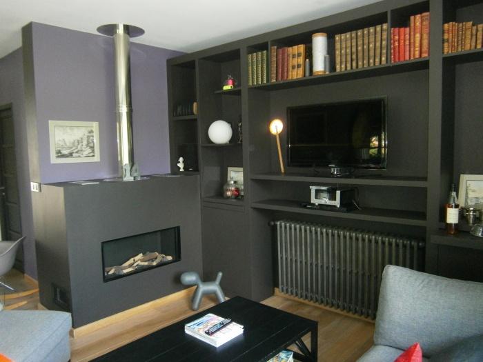 aménagement intérieur